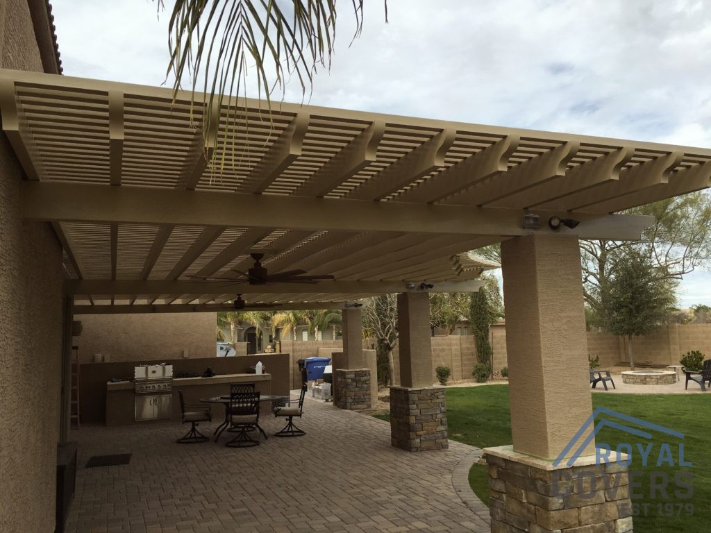 High Quality Alumawood Patio Cover By Royal Covers Of Arizona
