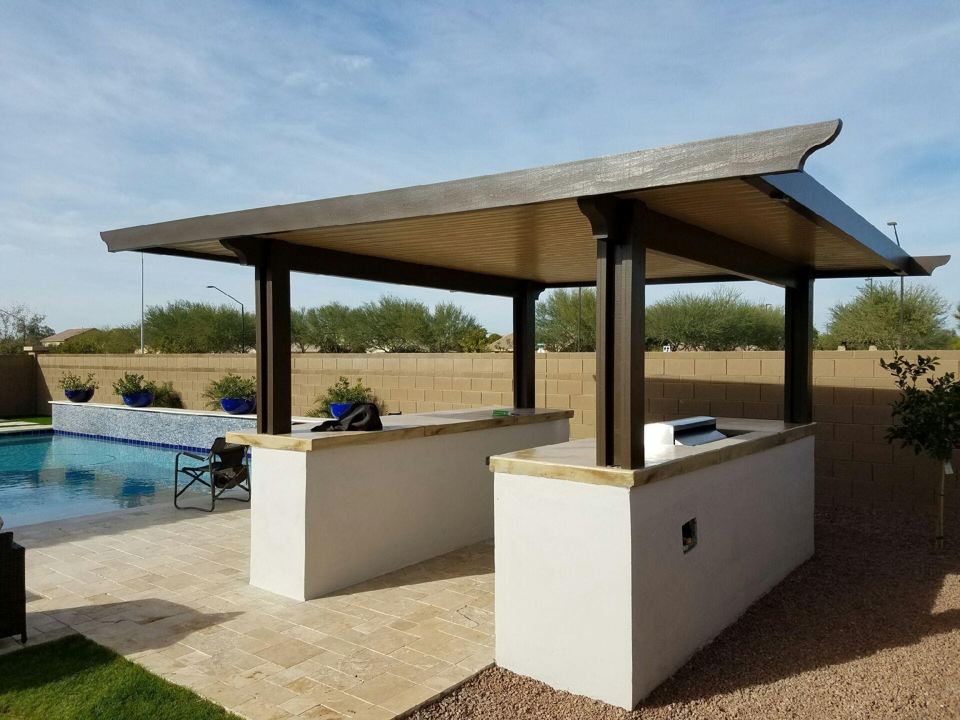 Alumawood Patio Cover Amp Patio Pergola Covers For Phoenix