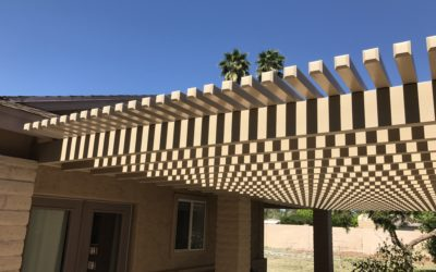 Alumawood Patio Cover Chandler – Project Pictures
