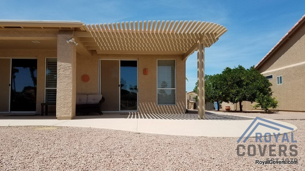 Extend Your Patio Cover in Sun Lakes, AZ 85248