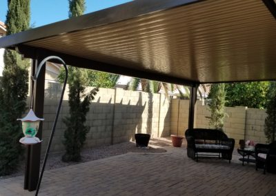 Alumawood Solid Patio Covers